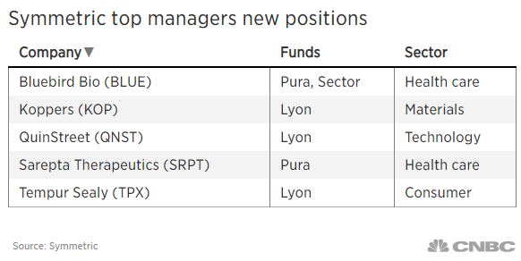The stocks top-performing hedge funds are buying — including