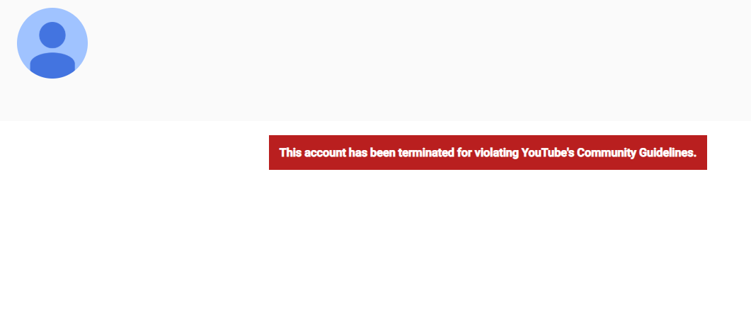 Youtube Removes Alex Jones Page Following Earlier Bans