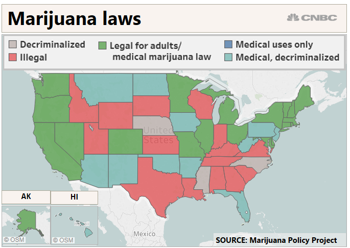 weed legalization