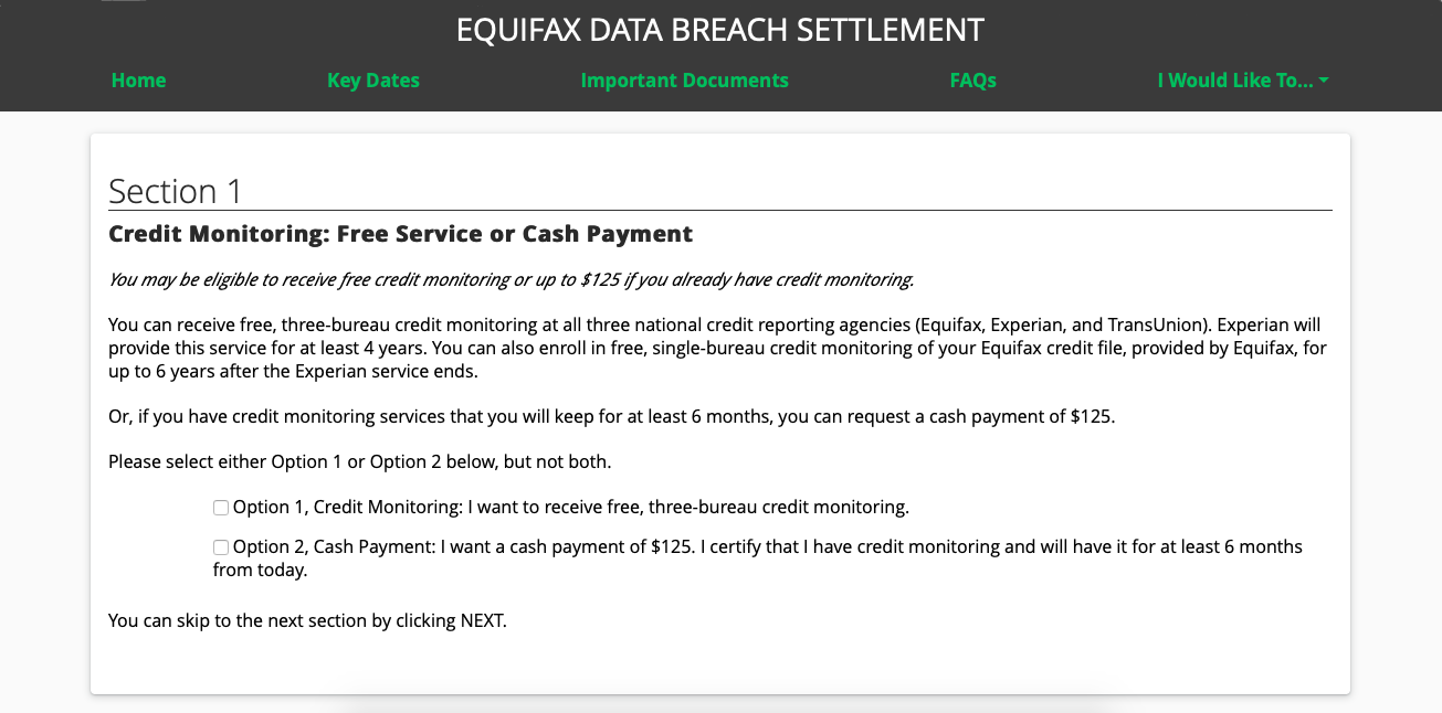 Equifax Credit Report >> Equifax Data Breach A Step By Step Guide On How To File A Claim